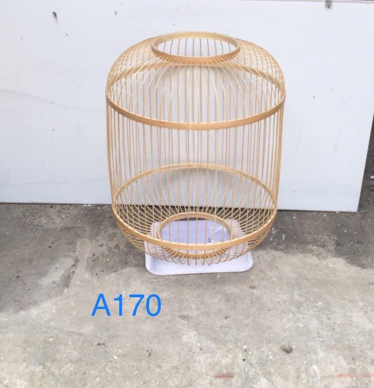 Đèn trúc trang trí A170