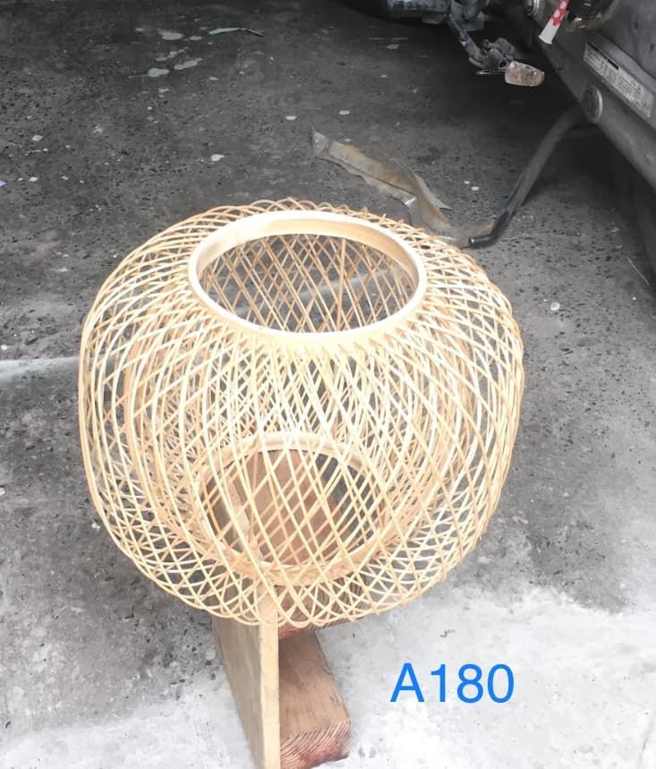 Đèn trúc trang trí A180