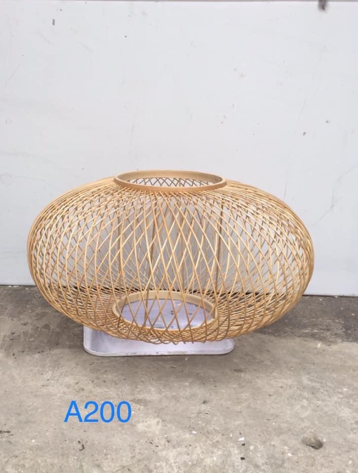 Đèn trúc trang trí A200