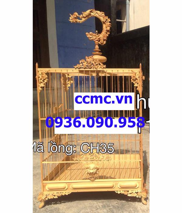 Lồng đục chim hoa CH-3500